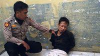 Syarial Alamsyah, simpatisan JAD Bekasi, yang menyerang Menkopolhukam Wiranto di Pandeglang