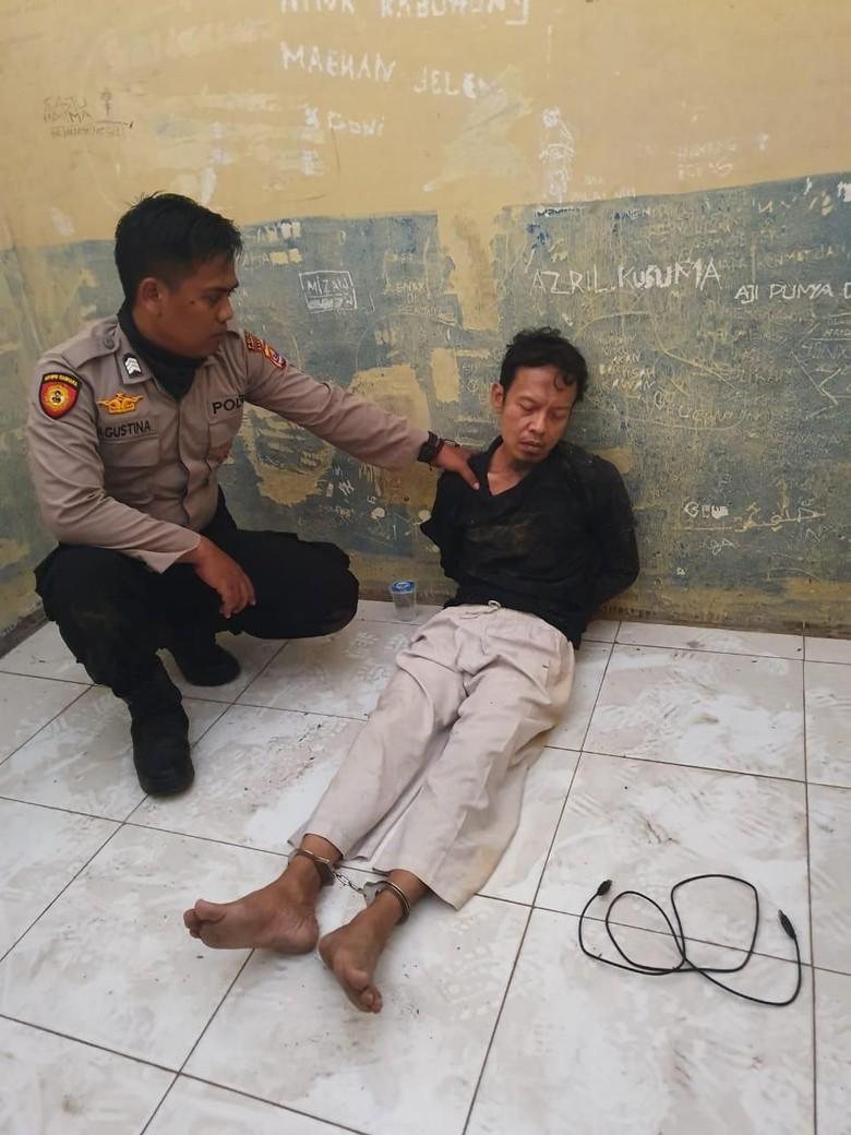 Tampang Penyerang Wiranto di Pandeglang Setelah Diringkus