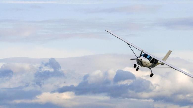 Ilustrasi pesawat kecil (iStock)