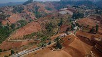 Bandung Utara Krisis Lahan Resapan