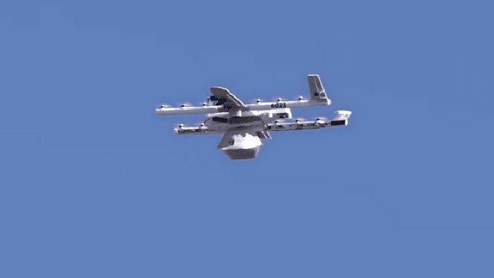 Drone Kargo Foto: istimewa