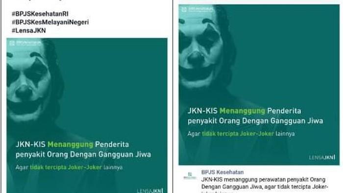Tidak semua ODGJ akan berperilaku seperti Joker. Foto: Dok. YLBHI