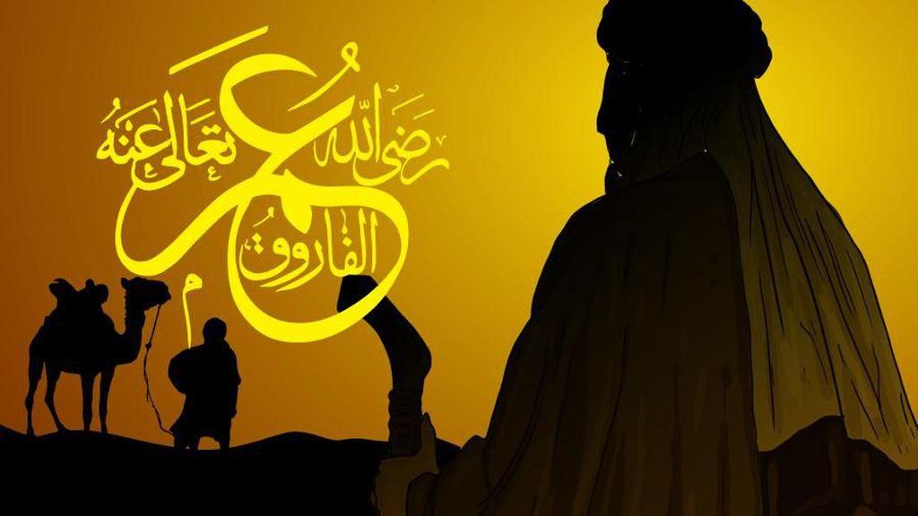 Saat Khalifah Umar bin Khattab Berdebat soal Wabah Penyakit dan Takdir