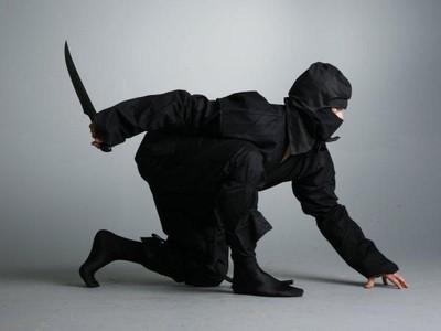 Mengulik Kunai dan Ninja