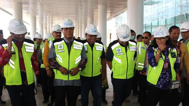 Pembangunan Bandara Syamsudin Noor-Kalsel