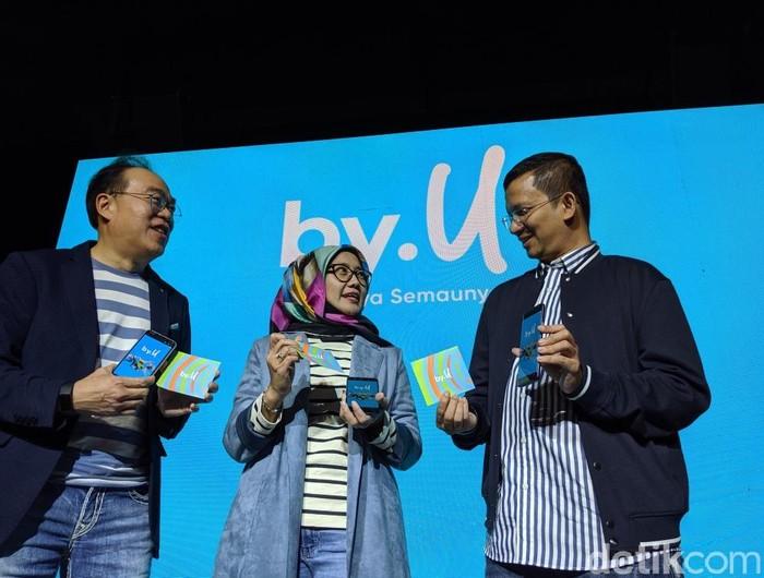 Suasana peluncuran. Foto: Agus Tri Haryanto/inet