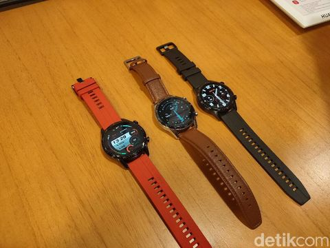 Aneka Fitur Baru dari Huawei Watch GT 2