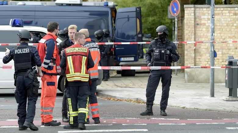 Penembakan di Jerman Disiarkan Live 35 Menit, Ditonton 2.200 Orang