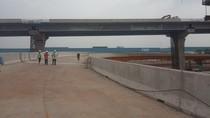 Konstruksi Tol Cibitung-Cilincing Bagian Jakarta Terkendala Lahan