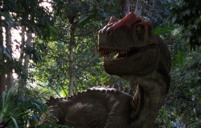 Dinosaurus paling mengerikan