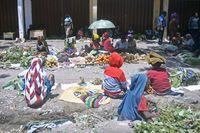 Pasar di Wamena
