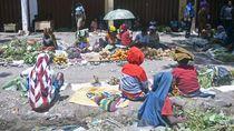 Aktivitas Pasar Sinakma Wamena Berangsur Normal