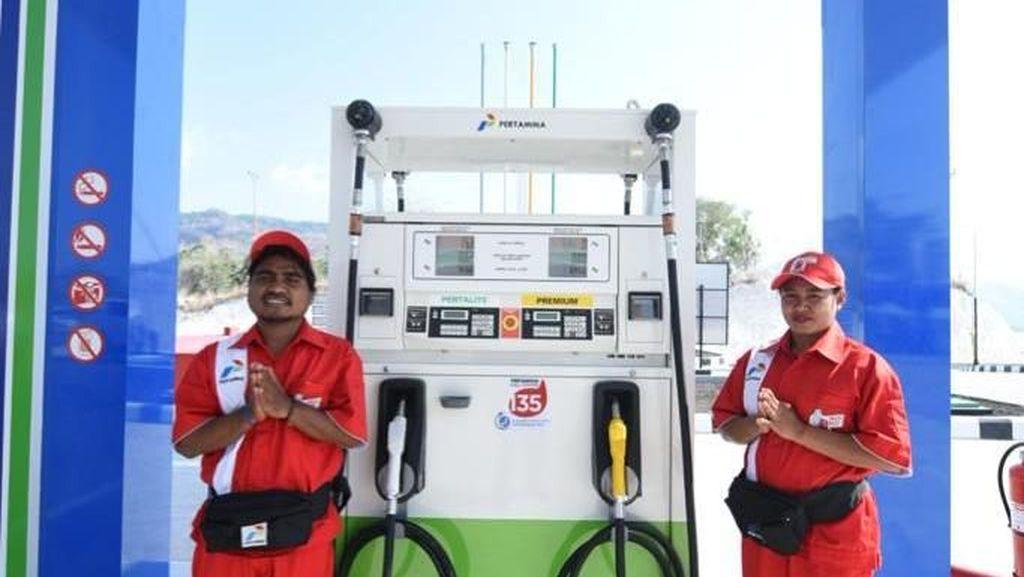 75 Penyalur BBM Satu Harga Tersebar di Indonesia Timur