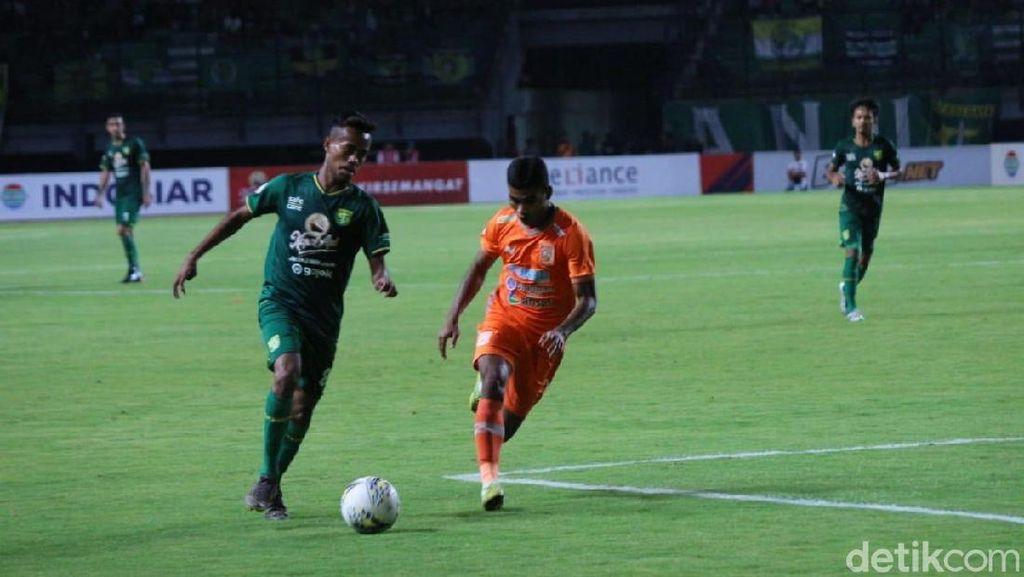 Liga 1 2019: Borneo FC Senang Bisa Curi Poin dari Persebaya