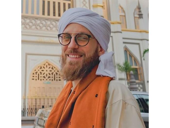 Syekh Musab Pendfoud, Warga Inggris yang Islam karena Akhlak Muslim/Foto: istimewa