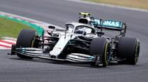 Sempat Crash dengan Grosjean, Bottas Kuasai FP2 GP Abu Dhabi