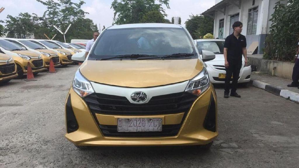 Sedan Mulai Dikalahkan Mobil Murah untuk Jadi Armada Taksi