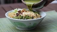 Keren! Keluarga Ini Punya Resep Teh Campur Nasi Berusia 100 Tahun