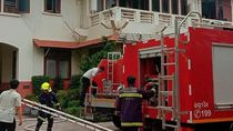 Terjadi Kebakaran di KBRI Bangkok, Tak Ada Korban