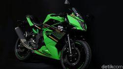 Kawasaki Ninja 250SL Bersolek Lagi, Pakai Kelir ala Motor Balap