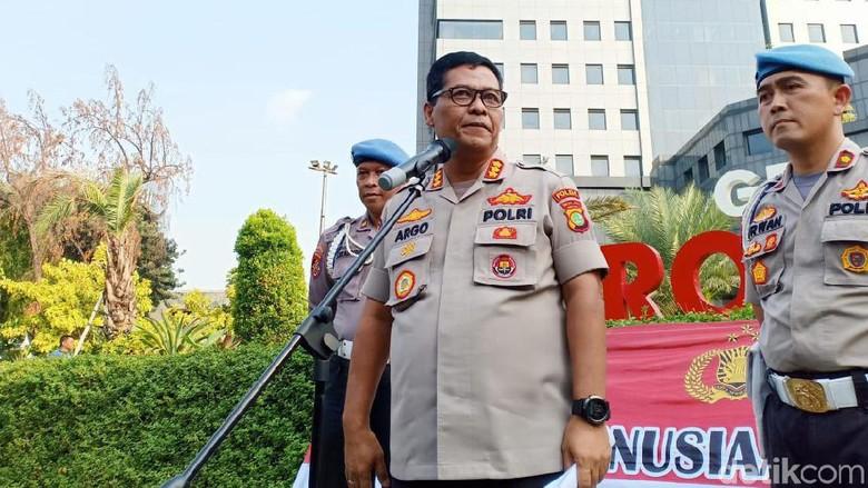 Polisi Benarkan Ada Dokter yang Ditangkap Terkait Kasus Ninoy Karundeng