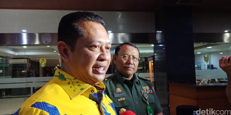 Soal Amandemen UUD 1945, Ketua MPR Dititipi Pesan Ini oleh SBY