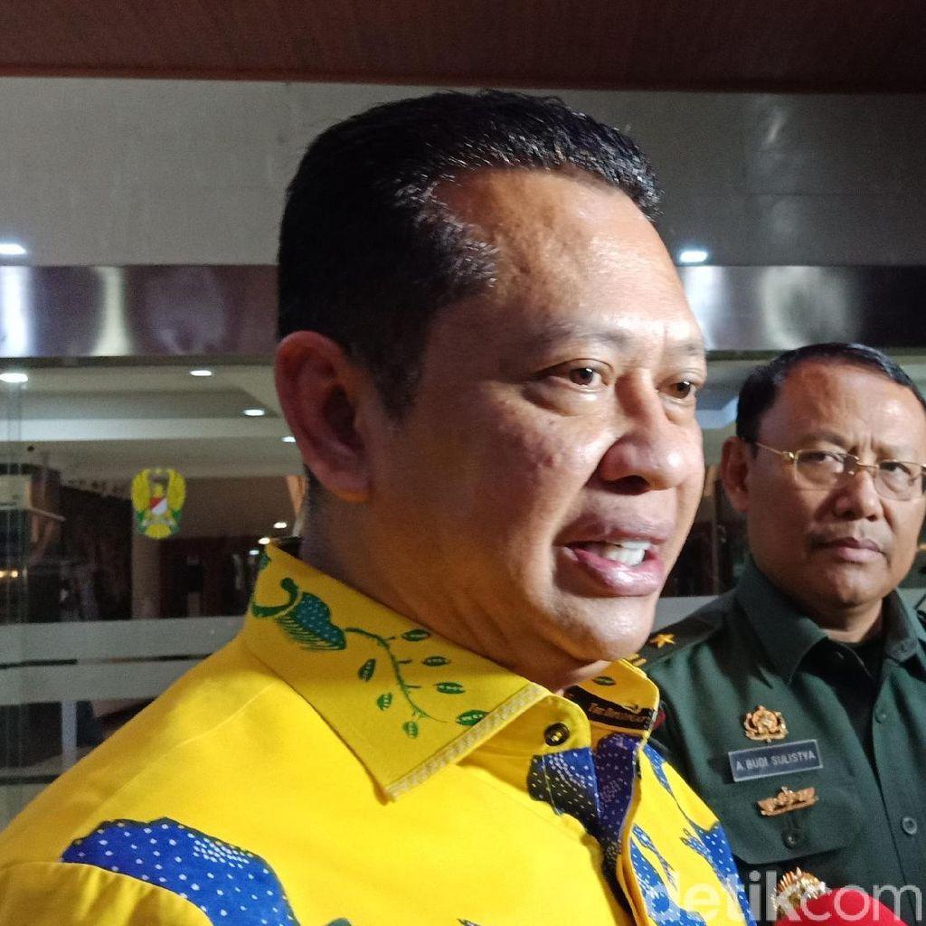MPR Akan Rakor Bareng TNI-Polri Bahas Persiapan Pelantikan Jokowi