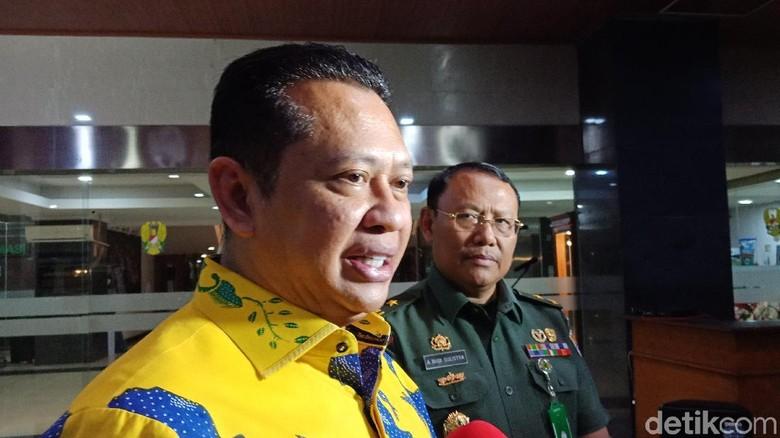 Bamsoet Harap Airlangga-Agus Gumiwang Jadi Calon Menteri dari Golkar