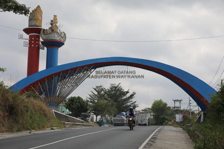 Dana Desa Bangkitan Wisata Desa di Kabupaten Way Kanan