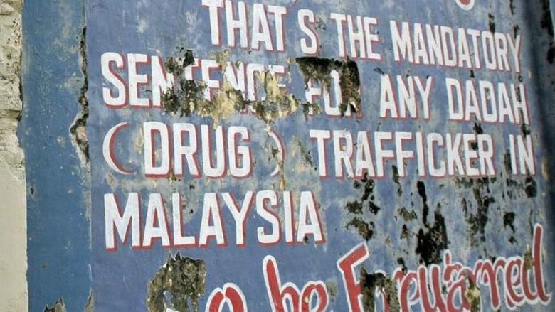 Kelompok HAM Amnesty International Desak Malaysia Cabut Aturan Hukuman Mati