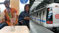 YouTuber Ini Ajak Penumpang di Sebelahnya Makan Romantis di Kereta