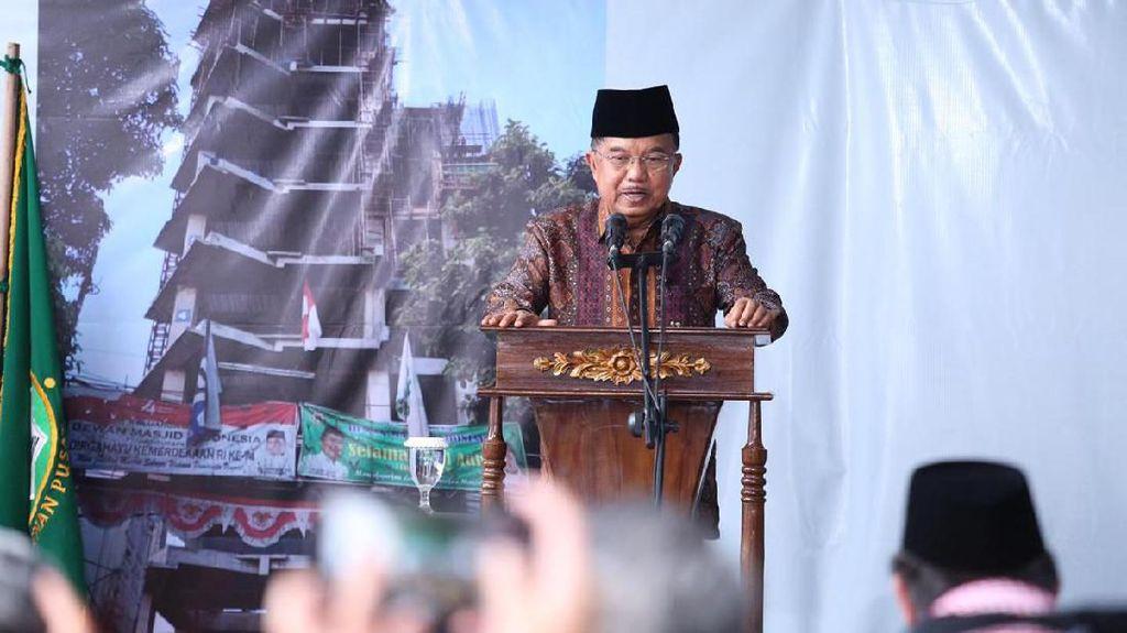 Alhamdulillah, Donasi ke Masjid Sudah Bisa Pakai GoPay
