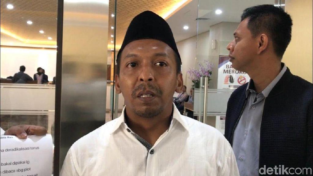 Relawan Jokowi-Maruf Datangi Bareskrim Terkait Cuitan Hanum Rais