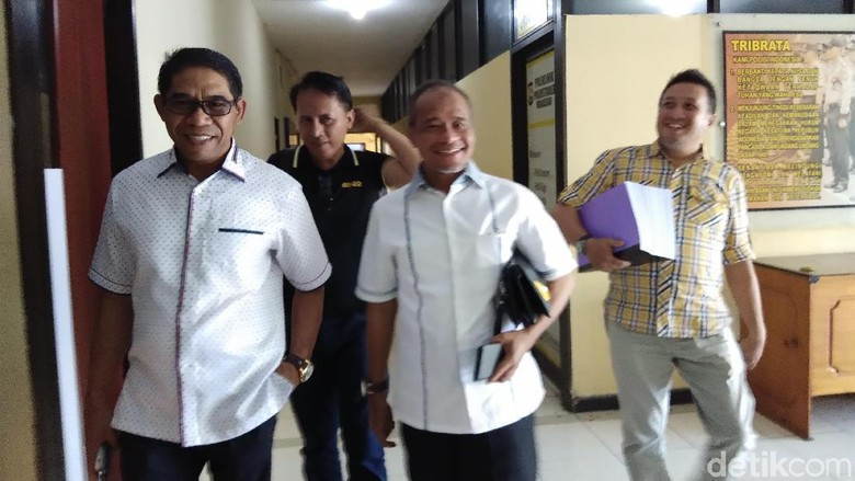Kasus Dugaan Fitnah Gubernur Sulsel, Kadir Halid Penuhi Panggilan Polisi