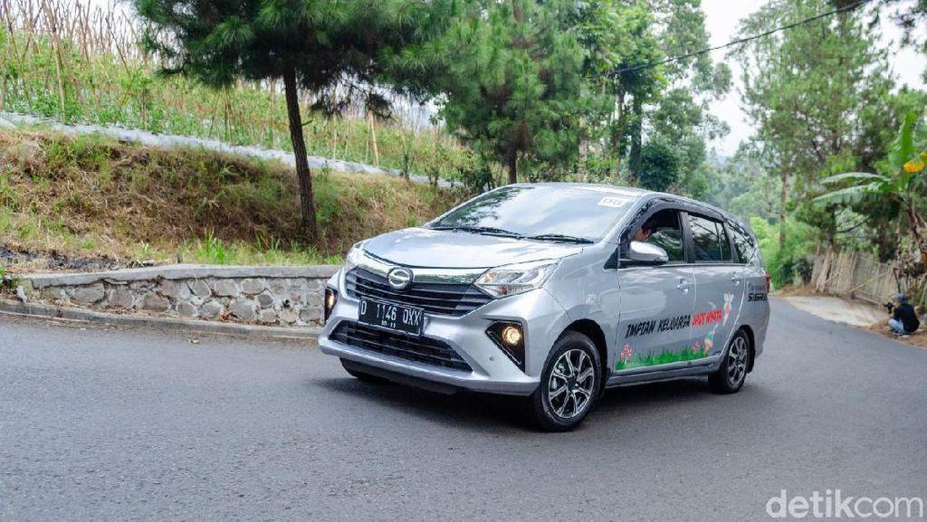 Daihatsu Jual 53 ribu Mobil Baru Selama 6 Bulan, Sigra Paling Laku