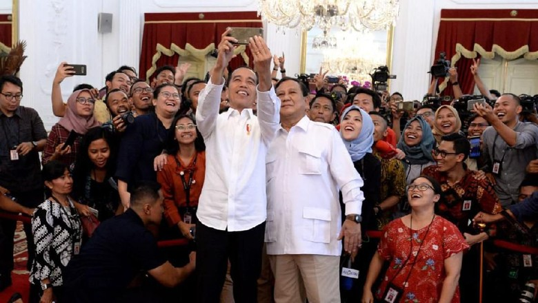 Isyarat Politik Pertemuan Kedua