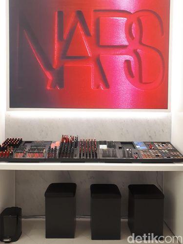 Nars Cosmetics Buka Toko Makeup Terbesar se-Asia Tenggara di Jakarta