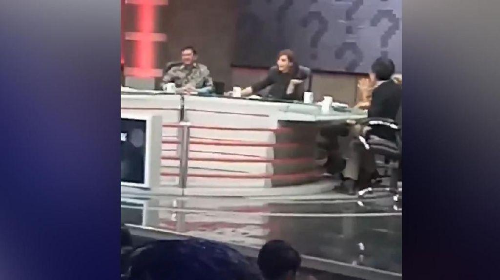 Viral Video Arteria Dahlan soal Suap dari KPK
