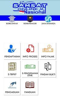 Aplikasi Samsat Online Nasional untuk Bayar Pajak Kendaraan.
