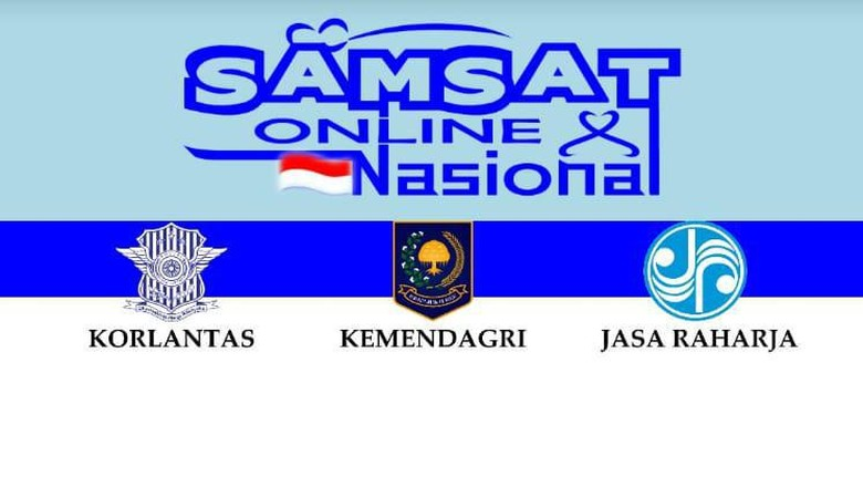 Aplikasi Samsat Online Nasional untuk Bayar Pajak Kendaraan