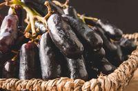 Bentuknya Lonjong, Ini Anggur 'Moon Drop' yang Manis Segar