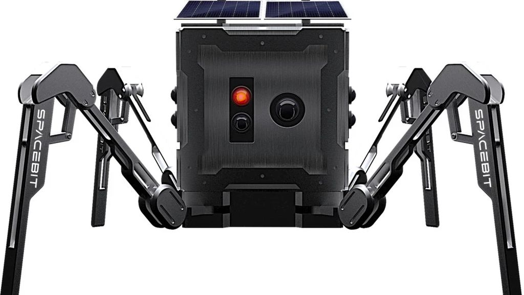 Inggris Canangkan Ambisi Daratkan Robot di Bulan