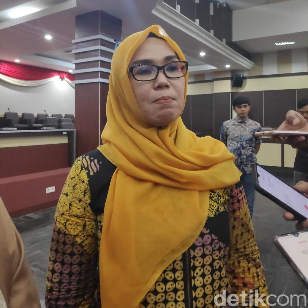 Surat Rekomendasi Hak Angket Gubernur Nurdin Belum Dibalas Kemendagri