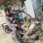 Motor Keuyeup, Chopper Khas Pelosok Bandung Pengangkut Hasil Kebun