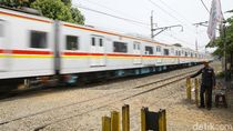 Jelang Angkutan Nataru, KAI Cek Jalur Rawan