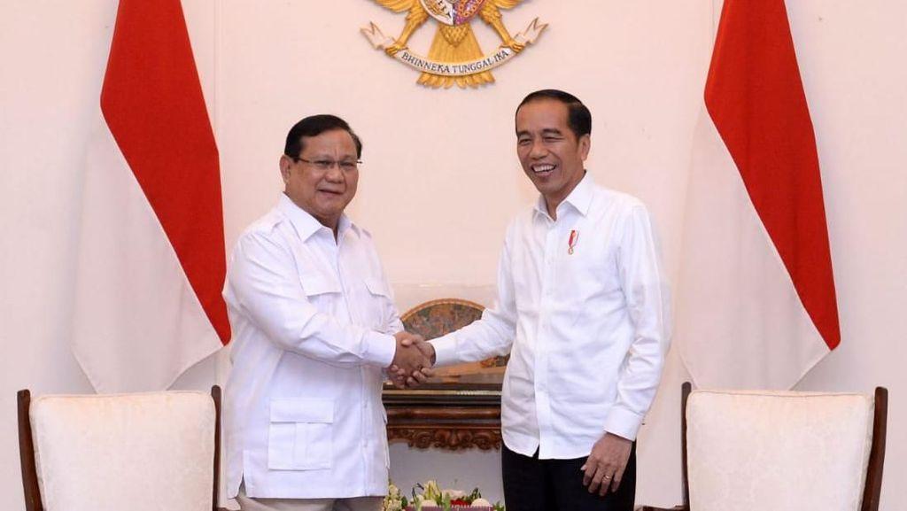 Jokowi dan Prabowo Kini Bersama, Ernest Harap Tiada Lagi Cebong-Kampret