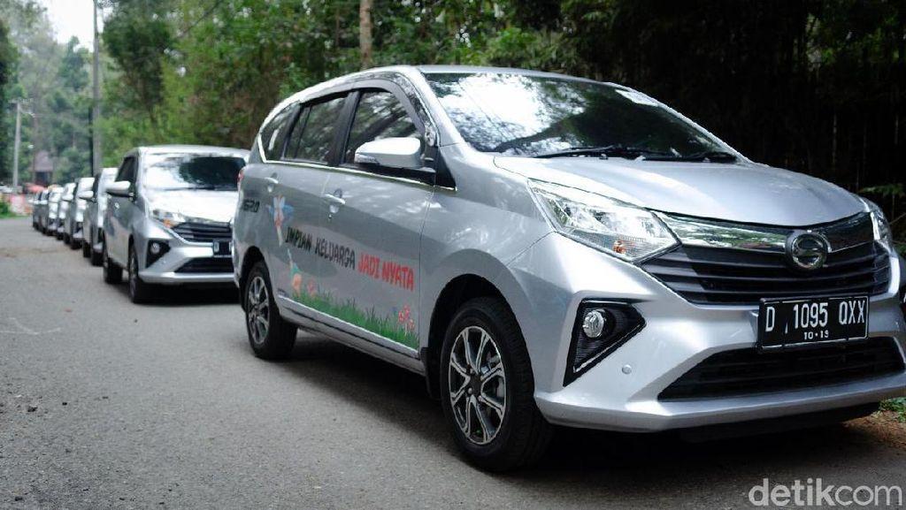 Mobil Terlaris Daihatsu di Oktober 2019
