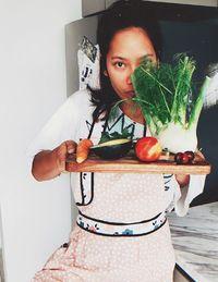 Tara Basro, Vegetarian yang Hobi ke Pasar dan Masak Sendiri