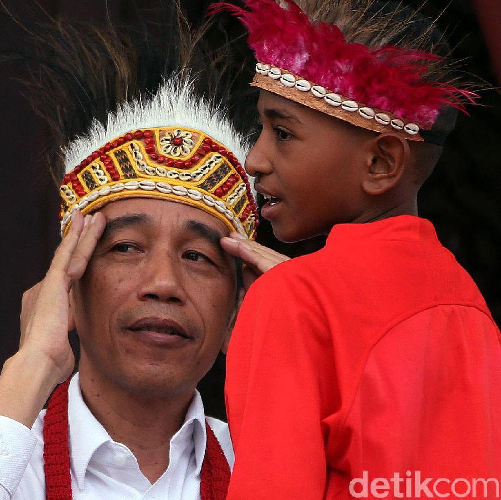 Jokowi di Mata Para Mantannya