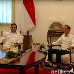 Temui Jokowi, Prabowo: Saya Dukung Gagasan Pindah Ibu Kota